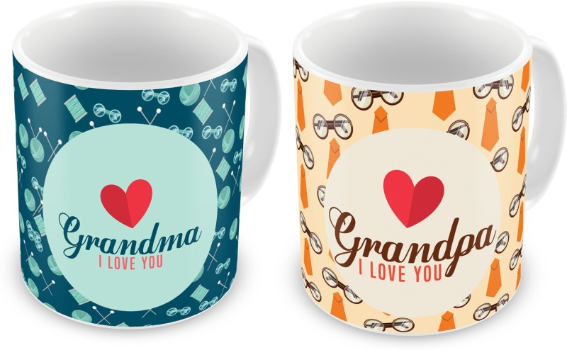 indibni IDSCOMAH058 Mug Gift Set