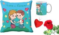 meSleep CDMUROKY-008 Cushion Gift Set best price on Flipkart @ Rs. 409