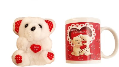 Kosh Teddy & Mug Gift Set
