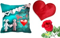 meSleep cdhrvl28 Cushion Gift Set best price on Flipkart @ Rs. 379