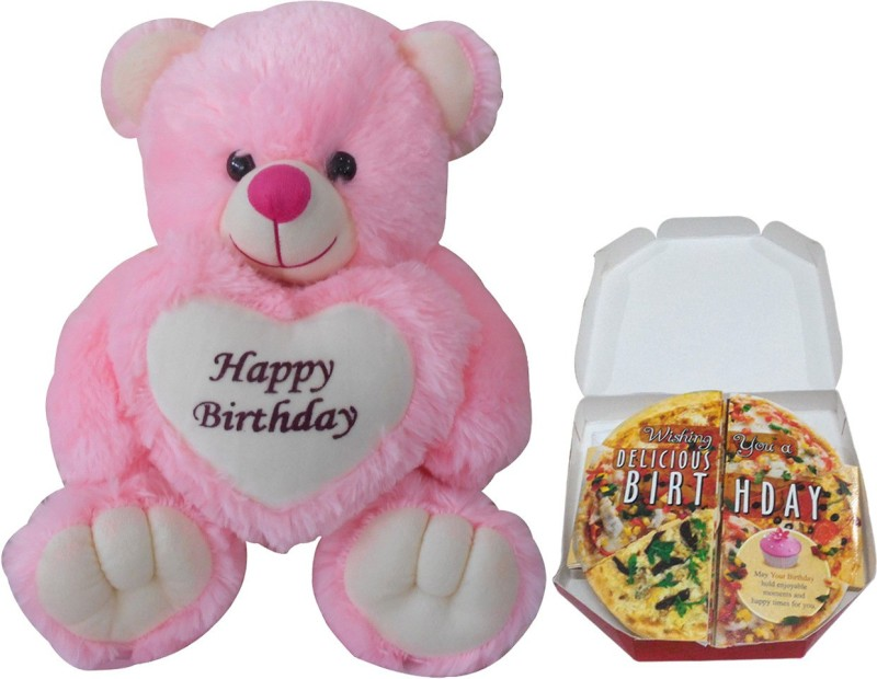 Saugat Traders ST0001484 Soft Toy Gift Set