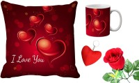 meSleep CDMUROKY-041 Cushion Gift Set best price on Flipkart @ Rs. 409