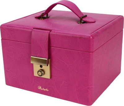Richpiks Vanity Box Jewellery And Makeup Purpose Vanity Box