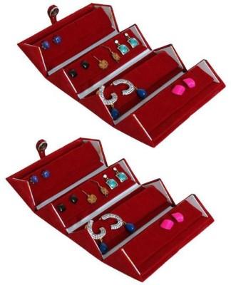 Lnc F2m Earing Storage Vanity Box