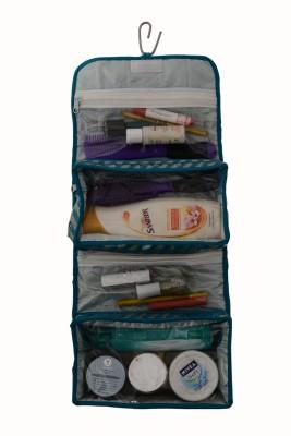 K&P Hanging Double folding vanity Makeup and Jewellery Vanity Box