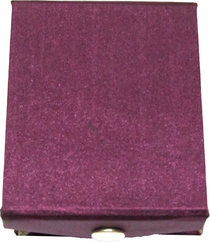 Divine Jewell Jumka Box - Purple Jewellery Vanity Box(Purple)