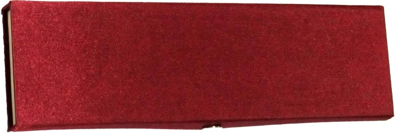 Divine Jewell Chain Box - Maroon(Medium) Jewellery Vanity Box(Maroon)