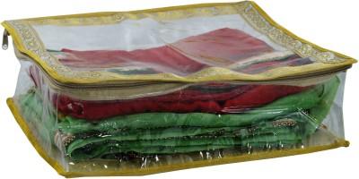Bahurani Boutique Designer Combo of 6 inch Saree Cover 5 pcs