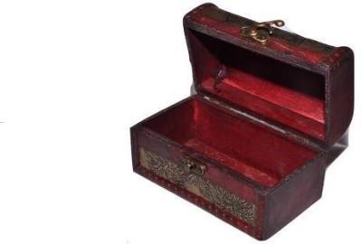 Fateh Enterprises Wooden Storage Space Vanity Box