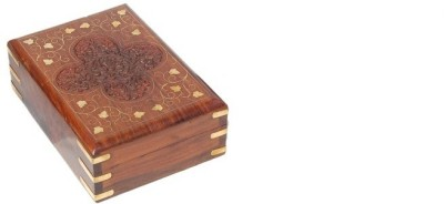 Jupiter Gifts And Crafts Hand Carved Jewellery Vanity Box