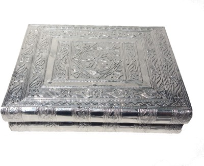 Akshar Furniture Bangle Box Aluminium Makeup Vanity Box