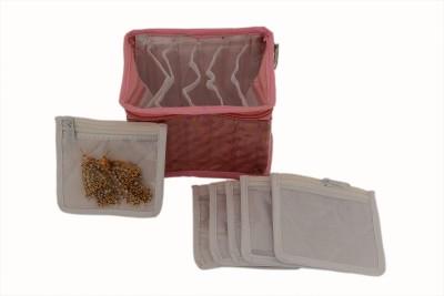 K&P Designer 6 Kit Makeup, Jewellery Vanity Box