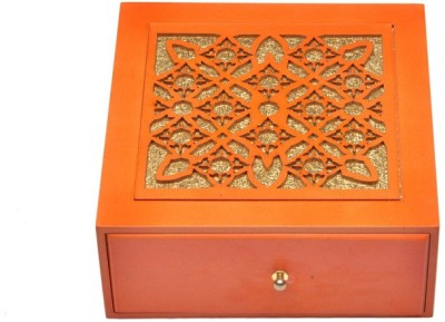 Cosmosgalaxy Decorative Makeup and Jewellery Vanity Box