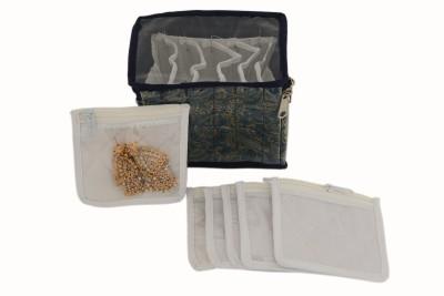 K&P Designer 6 Kit Makeup and Jewellery Vanity Box