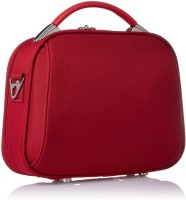 Vip Diana Beauty Case R Makeup, Jewellery Vanity Box(Red)