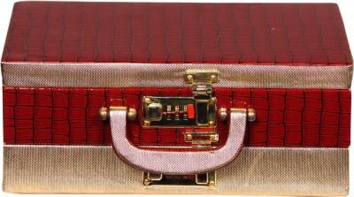 Leather World Beautiful Jewellery Vanity Box