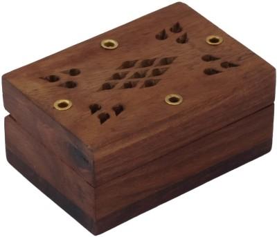 Crafts,man Handmade Wooden Jewellery Vanity Box