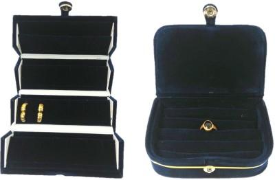Addyz Earring & Ring Box Jewellery Vanity Box