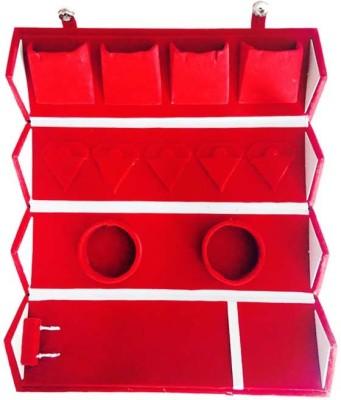 Lnc Bigfolder Jewellary Storage Vanity Box