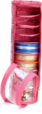 NMPL Satin Jewellery Vanity Box