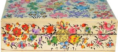 Chinar Paper Crafts FLAT BOX -3*5 Jewellery, Make Up Vanity Box