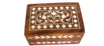 Sheela's Arts&Crafts SH02452 Makeup & Jewellery Vanity Box