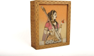 Joshi Arts Gemstone Makeup and Jewellery Vanity Box