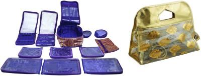 Bahurani Boutique Combo Of Big Vanity Box