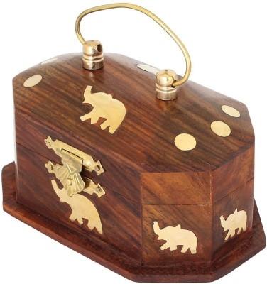 Onlineshoppee CA274 Jewellery Box Vanity Box