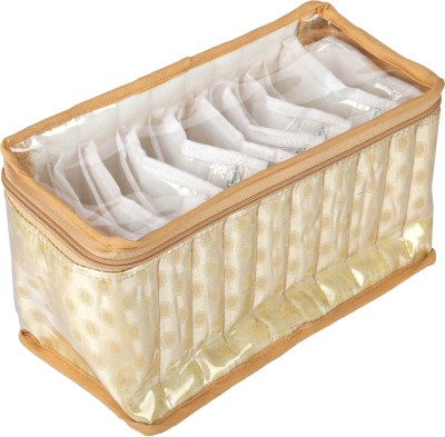 Speak Homes 10 Pouch Locker Kit Organizer Vanity Box