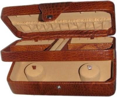 Laveri Double Decker Jewellary Vanity Box