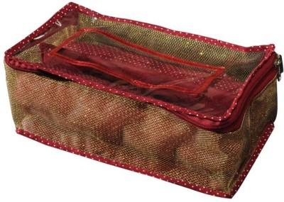 Srajanaa Gold Bangle Organiser Box 2 Rods Vanity Box