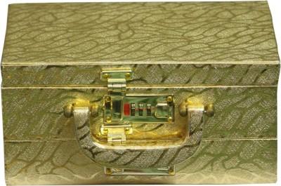 Leather World Trendy Jewellery Vanity Box
