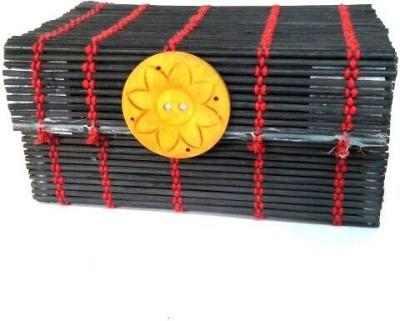 Jupiter Gifts And Crafts Small Bamboo Storage Vanity Box
