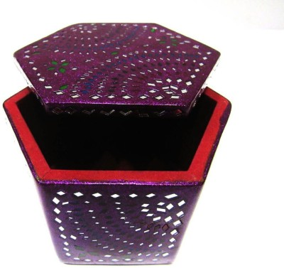 JOSHI ARTS jwl123 jwellery, make up Vanity Box