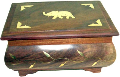 The Woods Hut Jewellery Box Wooden Multipurpose Vanity Box