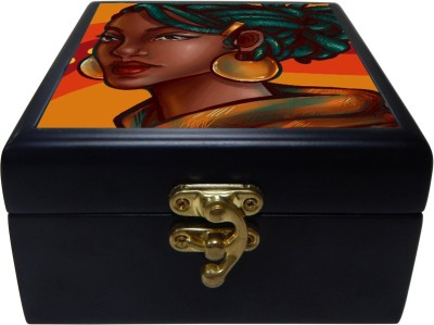 Phototech Jewellery Box Colorvista Makeup Vanity Box(Multicolor)