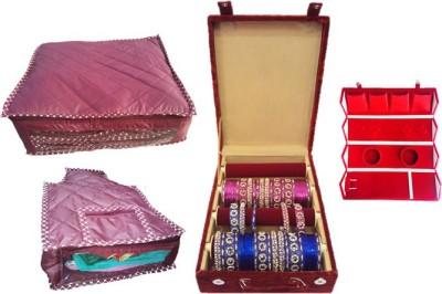 Lnc 4rtpsplusb Bigfldr Bangle Storage Vanity Box