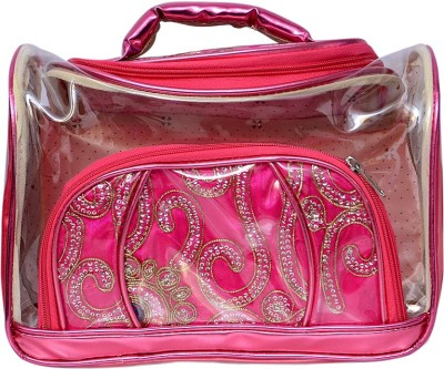 Roshiaaz Stylish Vanity Bag Makeup Vanity Box