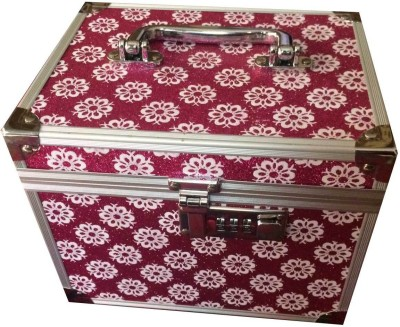 Platinum Rani Flower Makeup, Jewellery Vanity Box