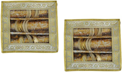 Bahurani Boutique Combo Of 2 Bangle Vanity Box