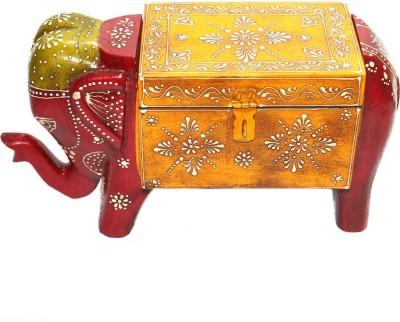 Gift valley Handicraft Elephant Box Makeup Vanity Box
