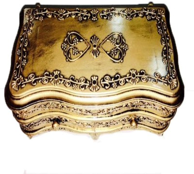 Sogo Classic2 Gold These Jewellery Boxes Are Used For Jewellery Storage And Bangle Storage Vanity Box