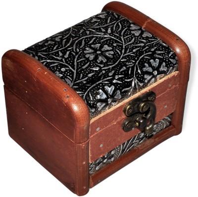 Dakshcraft Bronze Antique Design Handmade Makeup And Jewellery Vanity Box