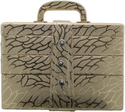 Tarana Leather Arts A02 Makeup Vanity Box