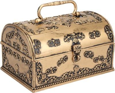 Tuelip Antique Mini Pitara Jewellery & MakeUp Vanity Box
