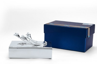 Treta Designer Jewellery Case Vanity Box