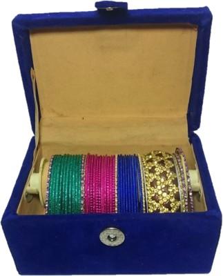 Addyz 1 rod bangle bracelet box case jewellery Vanity Box