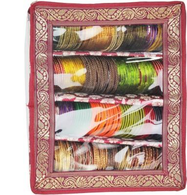Mpkart Four Line Premium Care, Carry, Jewellery Vanity Box