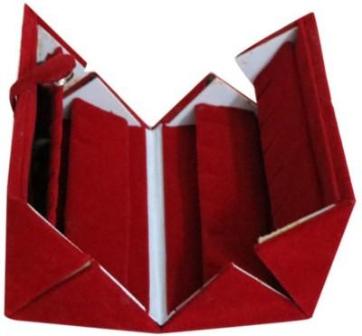 Lnc 12 Pair Small Earing Bengal Earing Carry Vanity Box